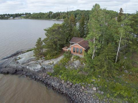 Cottage for sale in Duparquet, Abitibi-Témiscamingue, 926, Chemin du Camping, 14280707 - Centris.ca
