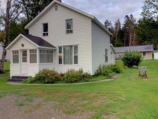 Maison à vendre à Cascapédia/Saint-Jules, Gaspésie/Îles-de-la-Madeleine, 321, Route  299, 16676089 - Centris.ca