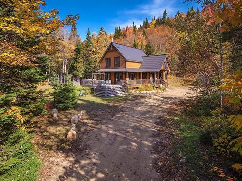 Cottage for sale in Sainte-Brigitte-de-Laval, Capitale-Nationale, 43, Rang  Saint-Léon, 9314022 - Centris.ca