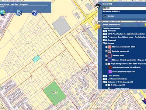 Terrain à vendre à Laval (Vimont), Laval, Rue de Castellane, 27167316 - Centris.ca