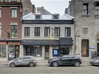 Commercial unit for rent in Québec (La Cité-Limoilou), Capitale-Nationale, 875 - 879, Rue  Saint-Jean, 12115507 - Centris.ca