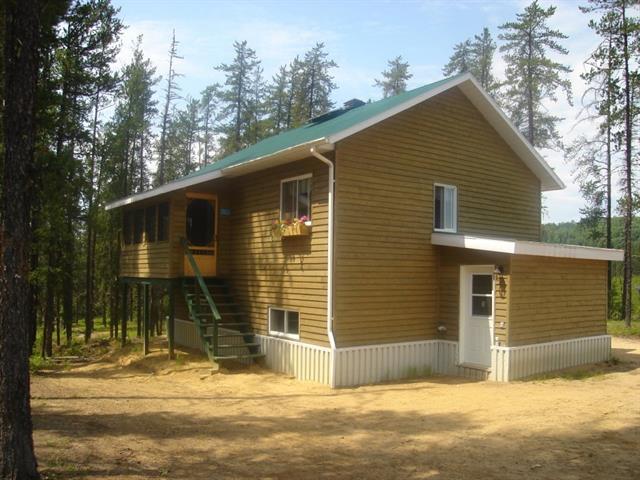 Chalet à vendre à La Tuque, Mauricie, 1, Ruisseau Arsenault, 14380807 - Centris.ca