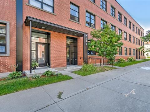 Condo / Appartement à louer à Rosemont/La Petite-Patrie (Montréal), Montréal (Île), 7130, Rue  Saint-Urbain, app. 208, 18428589 - Centris.ca