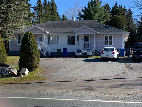 Duplex for sale in Thetford Mines, Chaudière-Appalaches, 952 - 954, Chemin du Mont-Granit Est, 15804011 - Centris.ca