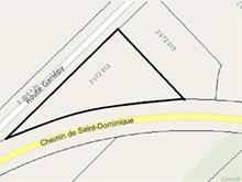 Terrain à vendre à Saint-Pie, Montérégie, Chemin de Saint-Dominique, 26013907 - Centris.ca