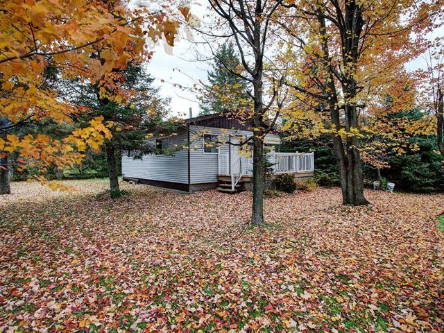 Maison mobile à vendre à Les Cèdres, Montérégie, 2252, Chemin  Lotbinière, app. 64, 13555543 - Centris.ca