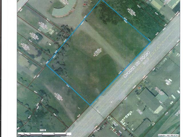 Lot for sale in Matane, Bas-Saint-Laurent, Avenue du Phare Ouest, 28228289 - Centris.ca