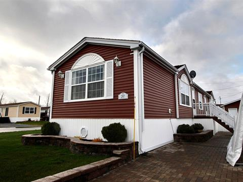 Mobile home for sale in Val-d'Or, Abitibi-Témiscamingue, 297, Rue  Fournier, 19642786 - Centris.ca