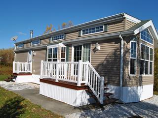 Maison mobile à vendre à Saint-Étienne-de-Bolton, Estrie, 315, Route  112, app. 312, 21914898 - Centris.ca
