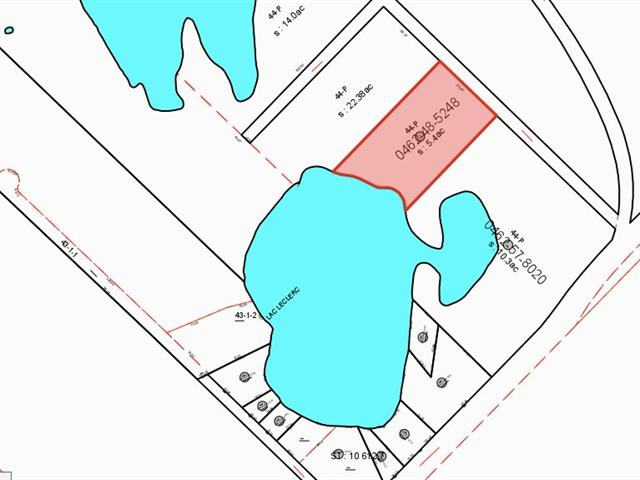 Terrain à vendre à L'Ascension, Laurentides, Rue de la Maison-de-Pierre, 18595812 - Centris.ca