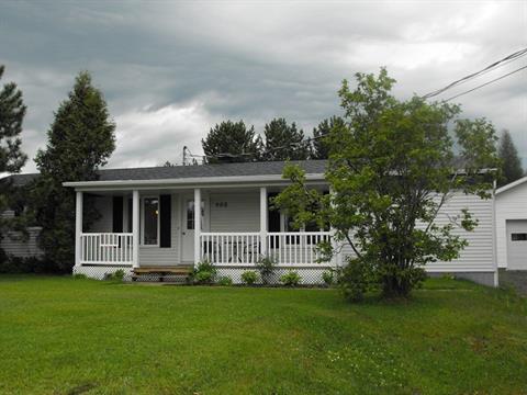 Mobile home for sale in Labrecque, Saguenay/Lac-Saint-Jean, 905, Rue  Principale, 20547923 - Centris.ca