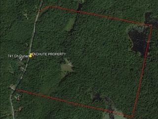 Terre à vendre à Lachute, Laurentides, 741, Chemin de Dunany, 14980697 - Centris.ca