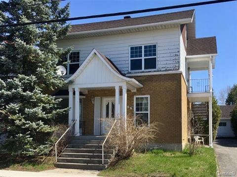 Duplex à vendre à Thetford Mines, Chaudière-Appalaches, 463 - 465, Rue  Saint-Alphonse Nord, 26460380 - Centris.ca