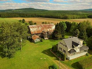 Hobby farm for sale in Stratford, Estrie, 320Z, Route  161, 25637468 - Centris.ca