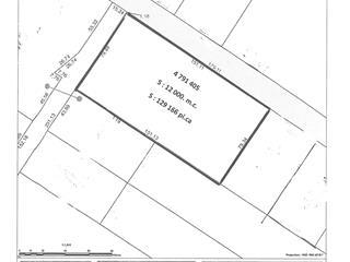 Terrain à vendre à Petite-Rivière-Saint-François, Capitale-Nationale, Rue  Principale, 16613468 - Centris.ca