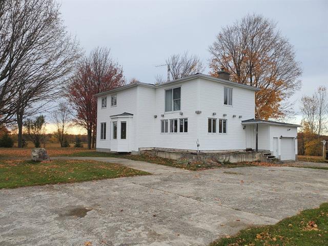 Ferme à vendre à Hinchinbrooke, Montérégie, 175, Chemin de la 1re-Concession, 25817012 - Centris.ca