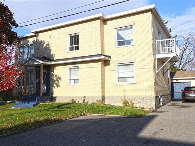 Triplex for sale in Québec (Charlesbourg), Capitale-Nationale, 235, 47e Rue Ouest, 28516849 - Centris.ca