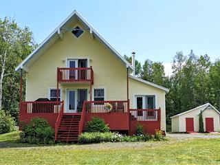 Maison à vendre à Sainte-Monique (Saguenay/Lac-Saint-Jean), Saguenay/Lac-Saint-Jean, 135, Rue de la Pointe, 10303043 - Centris.ca