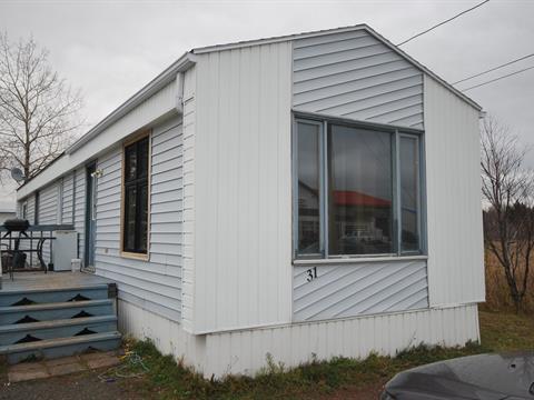 Mobile home for sale in Saint-Antonin, Bas-Saint-Laurent, 31, Rue  Lévesque, 20169794 - Centris.ca