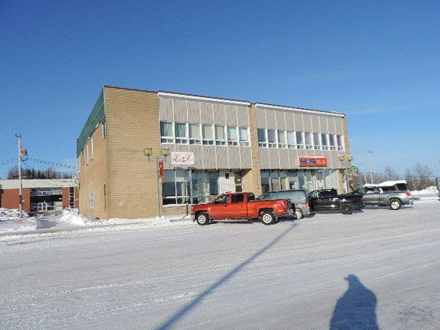 Bâtisse commerciale à vendre à Matagami, Nord-du-Québec, 138Z - 152Z, Place du Commerce, 24706651 - Centris.ca