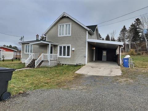 Maison à vendre à Saint-Augustin (Saguenay/Lac-Saint-Jean), Saguenay/Lac-Saint-Jean, 774, Rue  Principale, 25954109 - Centris.ca