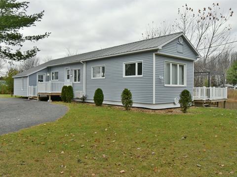 Mobile home for sale in Saint-Zéphirin-de-Courval, Centre-du-Québec, 145, Rue  Andrelle, 10324664 - Centris.ca