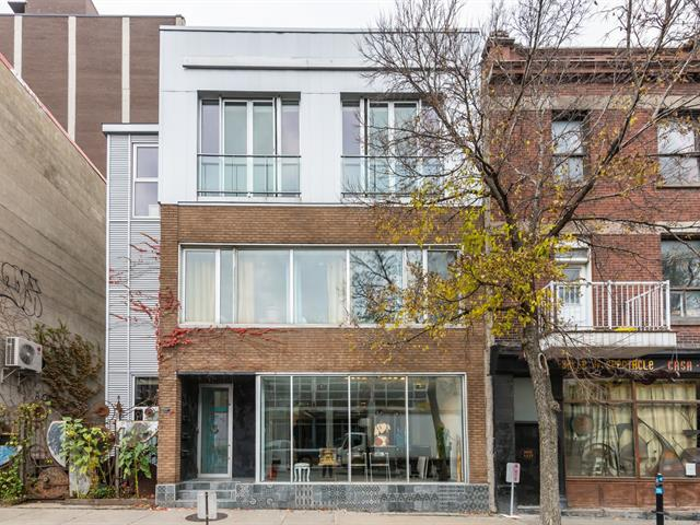 Commercial unit for sale in Montréal (Le Plateau-Mont-Royal), Montréal (Island), 4881, boulevard  Saint-Laurent, 18911516 - Centris.ca