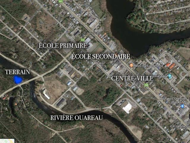 Lot for sale in Rawdon, Lanaudière, Route  348, 9891611 - Centris.ca