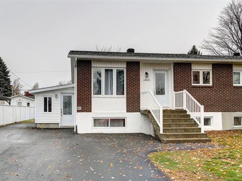 Duplex for sale in Terrebonne (Terrebonne), Lanaudière, 4043Z - 4045Z, Rue  Germain, 21100696 - Centris.ca