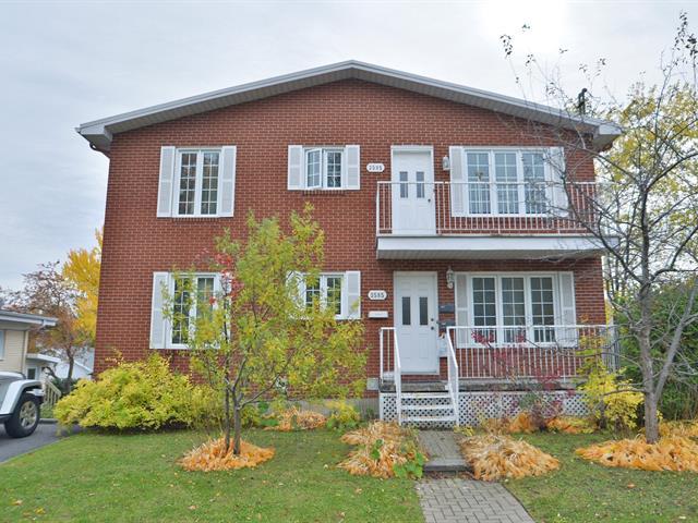 Triplex à vendre à Québec (Les Rivières), Capitale-Nationale, 3585 - 3595, Rue  Chevalier, 26556753 - Centris.ca