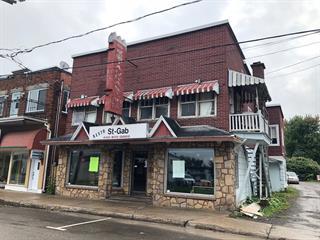 Bâtisse commerciale à vendre à Saint-Gabriel, Lanaudière, 58Z - 60Z, Rue  Beausoleil, 10205872 - Centris.ca