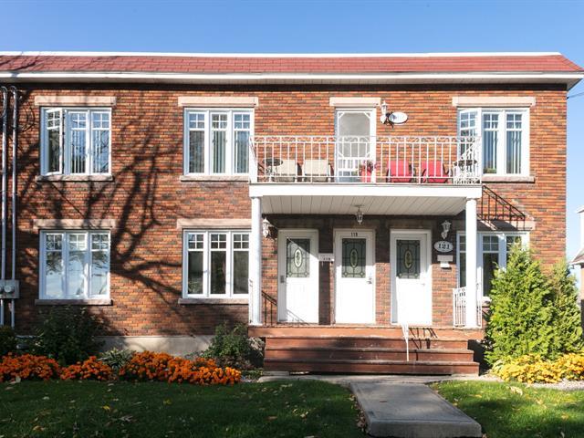 Duplex à vendre à Saint-Jean-sur-Richelieu, Montérégie, 119 - 121, Rue  Saint-Hubert, 28732254 - Centris.ca