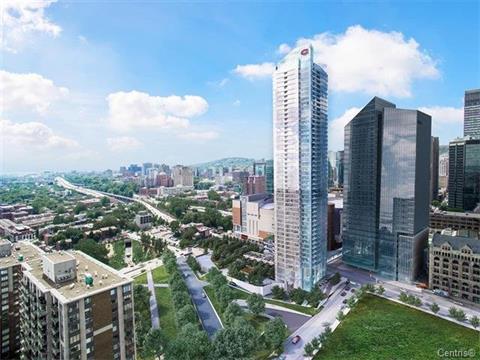 Condo for sale in Ville-Marie (Montréal), Montréal (Island), 1188, Rue  Saint-Antoine Ouest, apt. 2506, 26986824 - Centris.ca