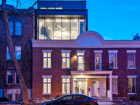 House for sale in Montréal (Outremont), Montréal (Island), 409, Avenue  Édouard-Charles, 13210293 - Centris.ca
