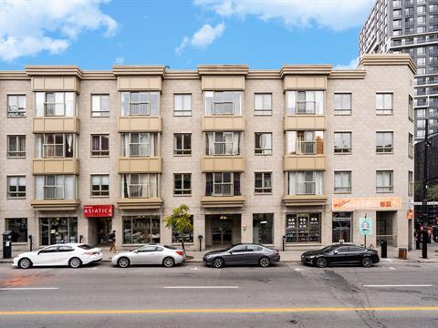 Condo for sale in Montréal (Ville-Marie), Montréal (Island), 320, Rue  Sherbrooke Ouest, apt. 403, 23408061 - Centris.ca
