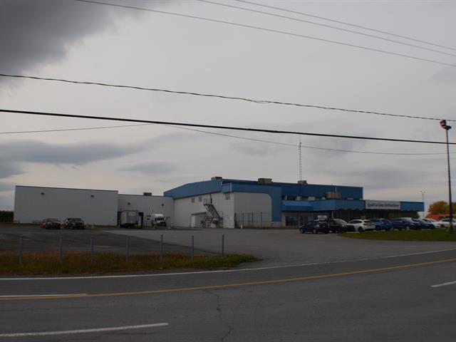 Local industriel à louer à Saint-Cyprien-de-Napierville, Montérégie, 4, Rang  Saint-André, 22795944 - Centris.ca