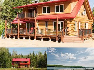 Maison à vendre à Lac-Sergent, Capitale-Nationale, 997, Chemin  Tour-du-Lac Nord, 19592139 - Centris.ca