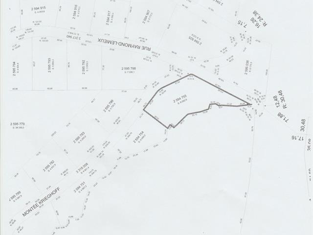 Lot for sale in Shefford, Montérégie, Rue  Raymond-Lemieux, 26012158 - Centris.ca