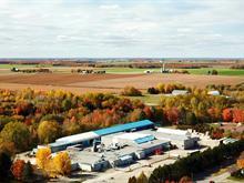 Bâtisse industrielle à vendre à Warwick, Centre-du-Québec, 51, Rue  Gingras, 10233704 - Centris.ca