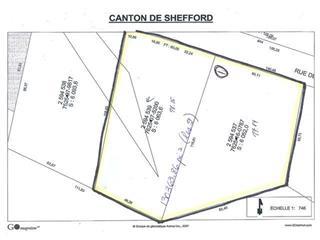 Terrain à vendre à Shefford, Montérégie, Rue de la Vallée, 12368645 - Centris.ca