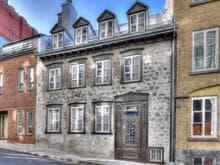 Maison à vendre à La Cité-Limoilou (Québec), Capitale-Nationale, 24, Rue  Sainte-Famille, 9892309 - Centris.ca
