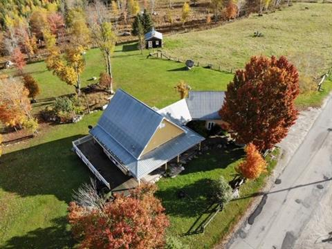 Hobby farm for sale in Chute-Saint-Philippe, Laurentides, 651, Montée des Chevreuils, 16598549 - Centris.ca