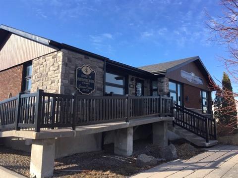Commercial building for sale in Roberval, Saguenay/Lac-Saint-Jean, 1015, boulevard  Olivier-Vien, 20980818 - Centris.ca