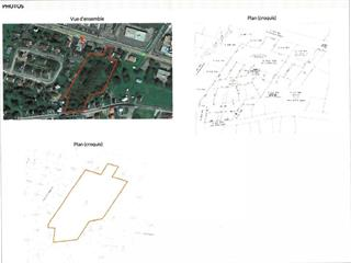 Lot for sale in Sainte-Claire, Chaudière-Appalaches, Rue  Principale, 9363684 - Centris.ca