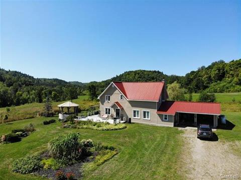 House for sale in Saint-Sixte, Outaouais, 860Z, Montée du Gore, 15706600 - Centris.ca