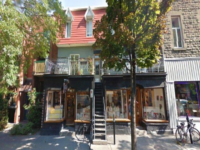 Bâtisse commerciale à vendre à Montréal (Le Plateau-Mont-Royal), Montréal (Île), 258 - 262, Avenue du Mont-Royal Est, 26953520 - Centris.ca