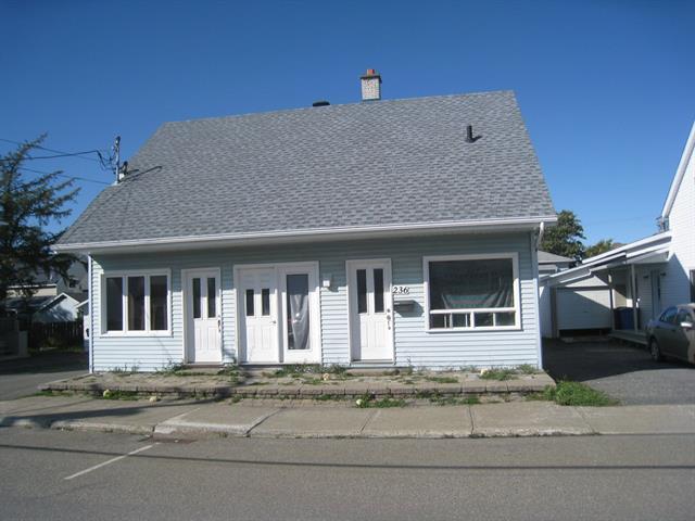 Quadruplex for sale in Matane, Bas-Saint-Laurent, 236, Rue  Saint-Georges, 15397195 - Centris.ca