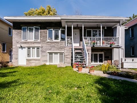 Triplex à vendre à Le Vieux-Longueuil (Longueuil), Montérégie, 1063 - 1065, Rue  Bourget, 9580267 - Centris.ca