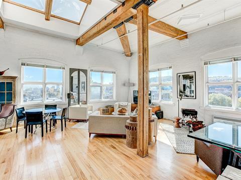 Loft / Studio for sale in Le Plateau-Mont-Royal (Montréal), Montréal (Island), 125, Rue  Elmire, apt. 401, 16827018 - Centris.ca