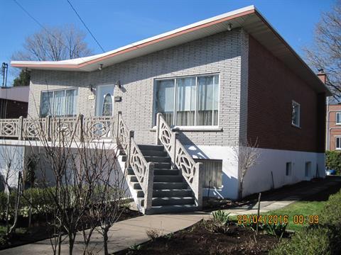 House for sale in Montréal-Nord (Montréal), Montréal (Island), 10160, boulevard  Saint-Vital, 17332594 - Centris.ca